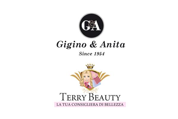 Gigino & Anita Pompei 1954 Profumeria